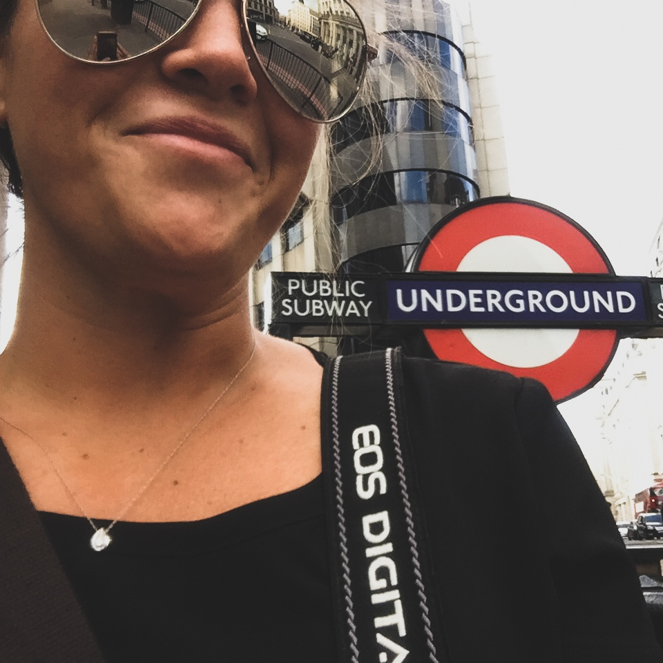 Traveling London and a Scotch Egg