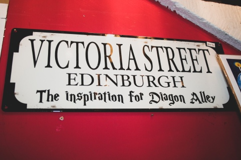 Shepard's Pie on the Royal Mile in Edinburgh Scotland