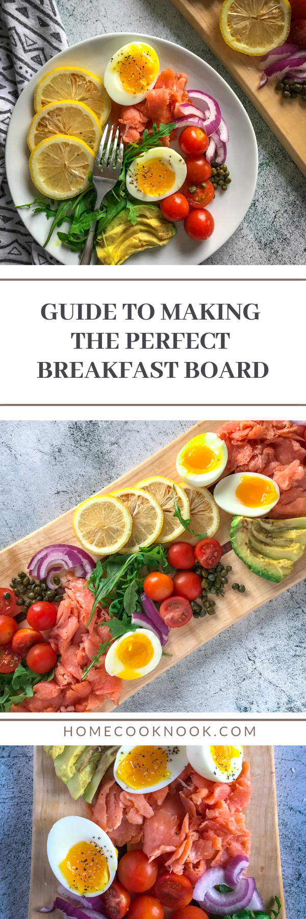 The Perfect Breakfast Board: A Tutorial