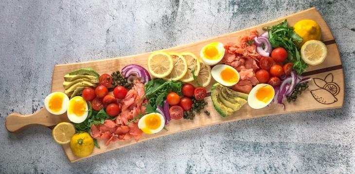 The Perfect Breakfast Board: A Tutorial