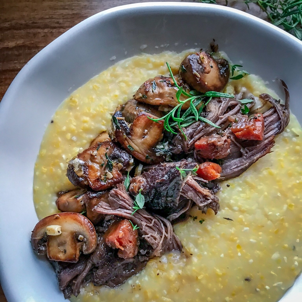 Savory Grits, Variations on the Southern Classic